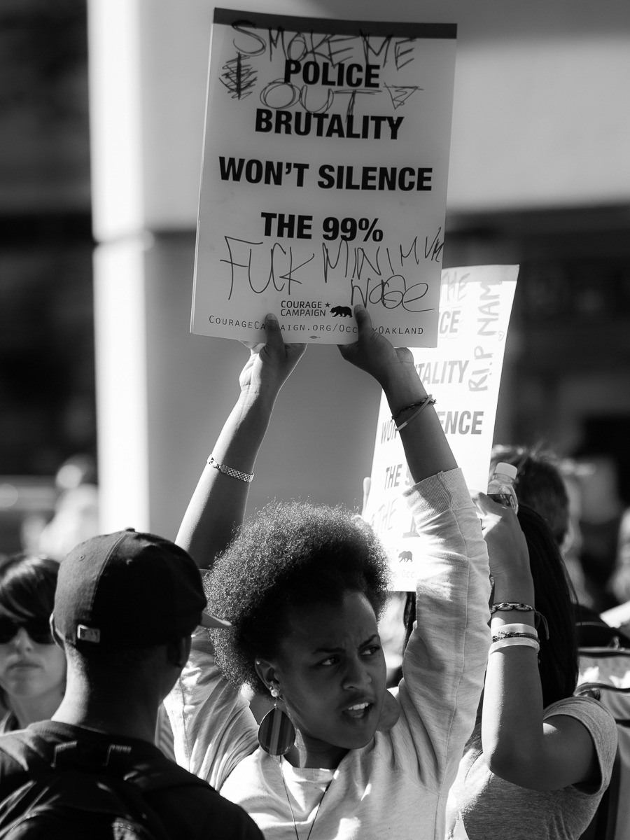 Oakland Protest